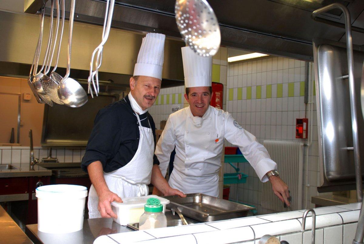 Restauration nicolas stamm toil d alsace officie - Aide cuisine collectivite ...